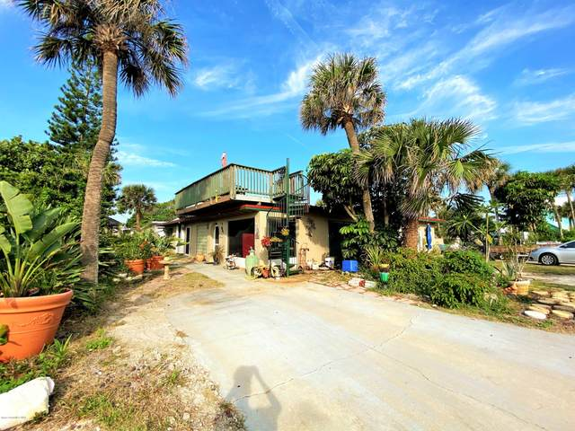 318 N Azure Lane, Cocoa Beach, FL 32931 (MLS #887978) :: Premium Properties Real Estate Services