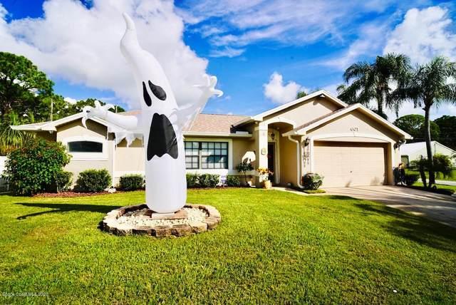 601 Thuringer Street NW, Palm Bay, FL 32907 (MLS #887985) :: Engel & Voelkers Melbourne Central