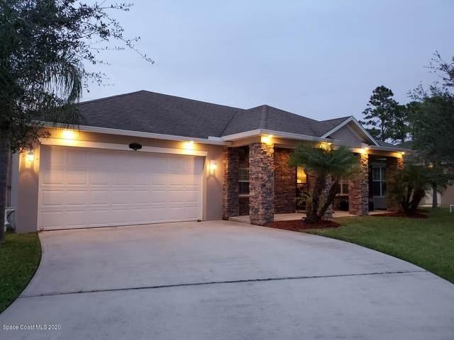 3110 Charon Avenue, West Melbourne, FL 32904 (MLS #887989) :: Blue Marlin Real Estate