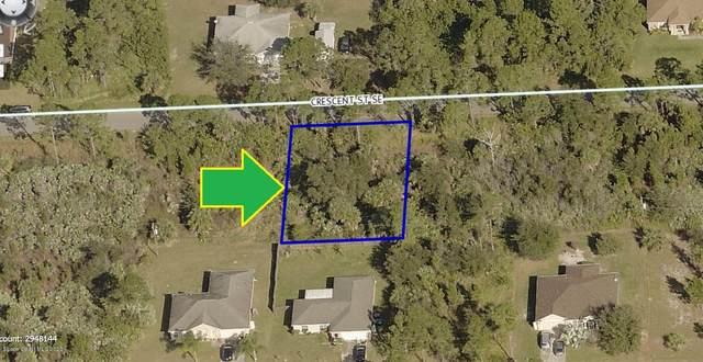 238 Crescent Street SE, Palm Bay, FL 32909 (MLS #888002) :: Premium Properties Real Estate Services