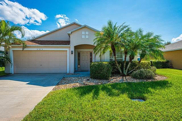1337 Auburn Lakes Drive, Rockledge, FL 32955 (MLS #888033) :: Blue Marlin Real Estate