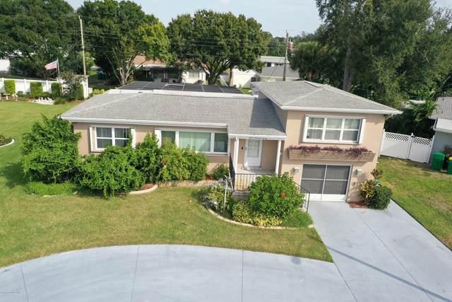 320 Par Avenue, Melbourne, FL 32901 (MLS #888037) :: Blue Marlin Real Estate