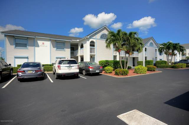 570 S Brevard Avenue #721, Cocoa Beach, FL 32931 (MLS #888038) :: Premium Properties Real Estate Services
