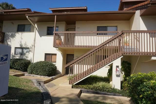 3115 Kirkland Road NE, Palm Bay, FL 32905 (MLS #888044) :: Premium Properties Real Estate Services