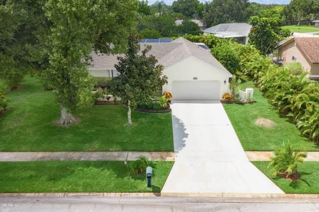 1310 Cherry Hills Road NE, Palm Bay, FL 32905 (MLS #888061) :: Premium Properties Real Estate Services
