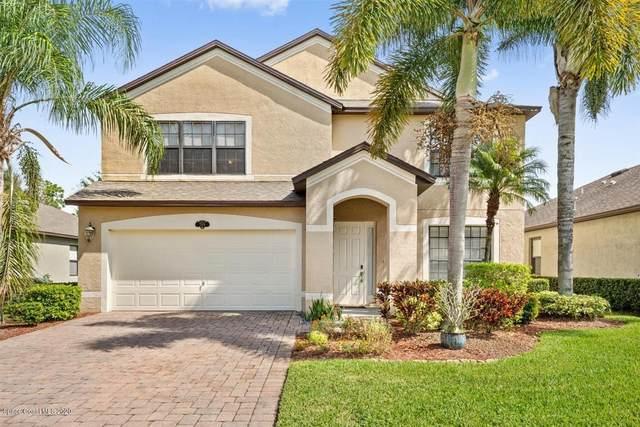 369 Breckenridge Circle SE, Palm Bay, FL 32909 (MLS #888077) :: Coldwell Banker Realty
