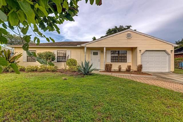 1631 SE Tolley Terrace SE #50, Palm Bay, FL 32909 (MLS #888103) :: Premium Properties Real Estate Services