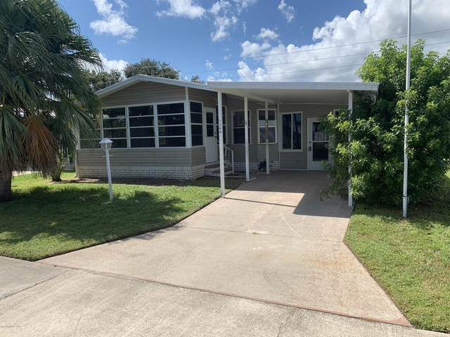 7508 Niantic Avenue #11, Micco, FL 32976 (MLS #888104) :: Premium Properties Real Estate Services