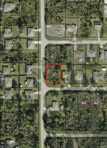 1309 Washburn (Corner Of Toronto) Street, Palm Bay, FL 32909 (MLS #888116) :: Premier Home Experts