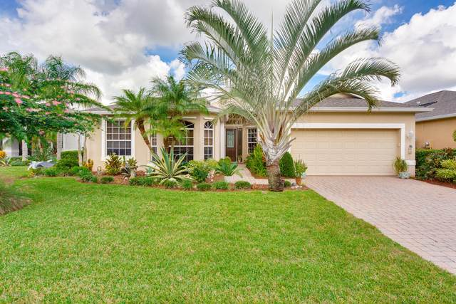 468 Gardendale Circle SE, Palm Bay, FL 32909 (MLS #888129) :: Premium Properties Real Estate Services