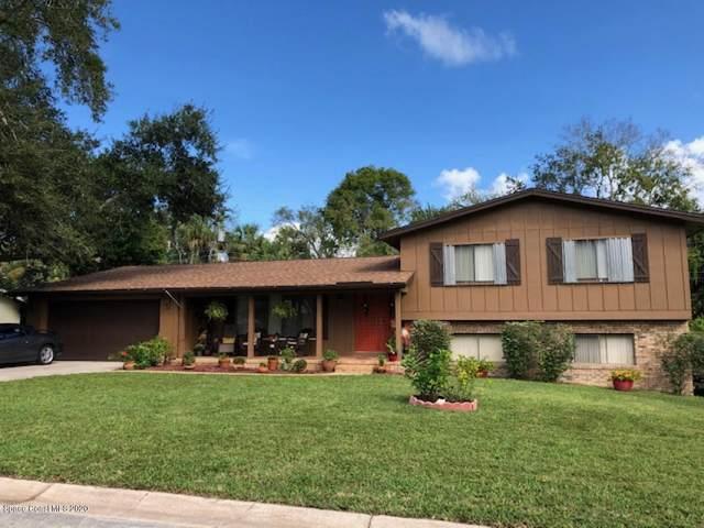 122 Briarwood Lane, Cocoa, FL 32926 (MLS #888132) :: Coldwell Banker Realty