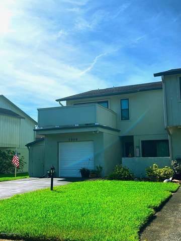 1909 Dipol Courtway, Titusville, FL 32780 (MLS #888156) :: Premium Properties Real Estate Services