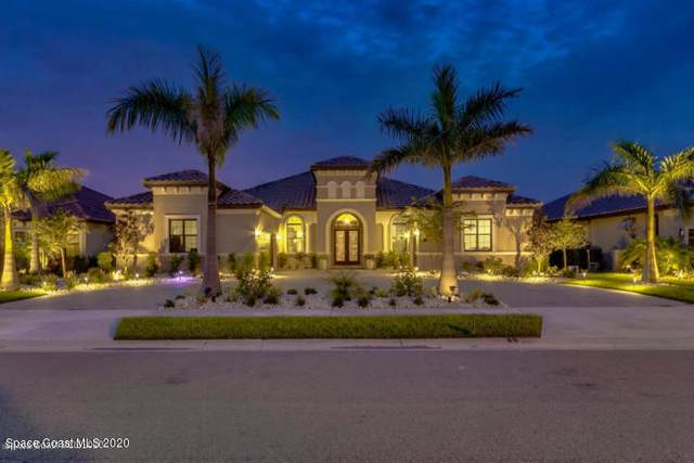 5127 Kirkwall Circle, Melbourne, FL 32940 (MLS #888162) :: Blue Marlin Real Estate