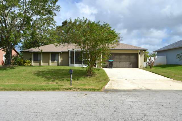 1587 Dallam Avenue NW, Palm Bay, FL 32907 (MLS #888172) :: Blue Marlin Real Estate