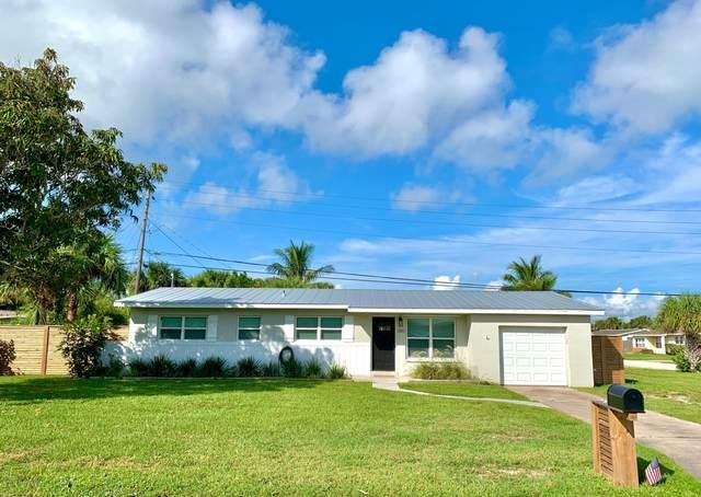 380 Sea Gull Dr Drive, Satellite Beach, FL 32937 (MLS #888176) :: Premium Properties Real Estate Services