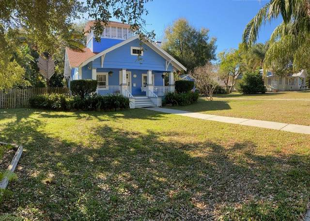 109 Derby Street, Cocoa, FL 32922 (MLS #888182) :: Premium Properties Real Estate Services