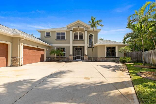 1866 Bel Court, Indialantic, FL 32903 (MLS #888184) :: Premium Properties Real Estate Services