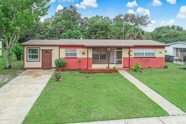 3411 Marvel Avenue, Titusville, FL 32796 (MLS #888187) :: Premium Properties Real Estate Services