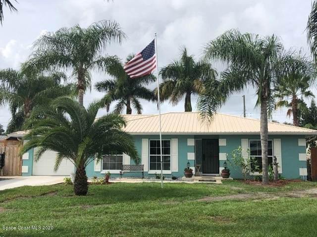 1512 Ransom Drive, Titusville, FL 32780 (MLS #888210) :: Premium Properties Real Estate Services