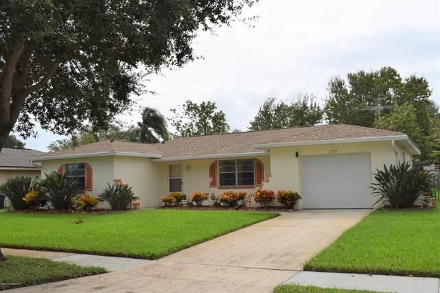 1893 Player Circle N, Melbourne, FL 32935 (MLS #888215) :: Premium Properties Real Estate Services