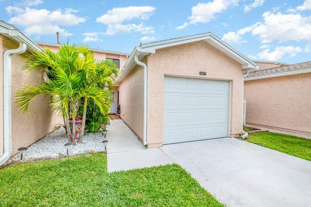 287 Current Drive #613, Rockledge, FL 32955 (MLS #888223) :: Coldwell Banker Realty