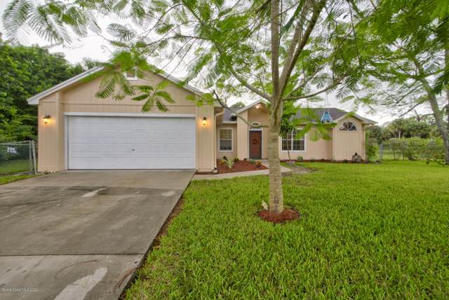 398 Falls Church Street SW, Palm Bay, FL 32908 (MLS #888231) :: Coldwell Banker Realty