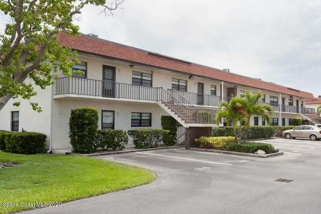 200 Saint Lucie Lane #104, Cocoa Beach, FL 32931 (MLS #888232) :: Coldwell Banker Realty