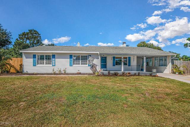 144 Jackson Street, Titusville, FL 32780 (MLS #888258) :: Premium Properties Real Estate Services