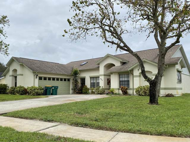 900 Brookshire Circle, Malabar, FL 32950 (MLS #888303) :: Engel & Voelkers Melbourne Central