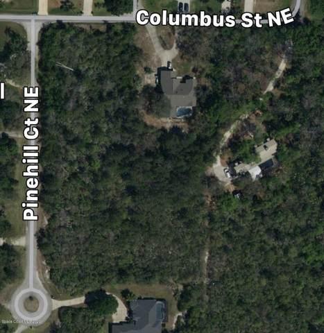0 Pinehill Ct, Palm Bay, FL 32905 (MLS #888308) :: Coldwell Banker Realty