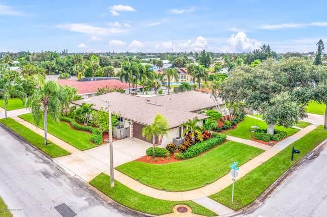605 Caribbean Road, Satellite Beach, FL 32937 (MLS #888314) :: Premium Properties Real Estate Services