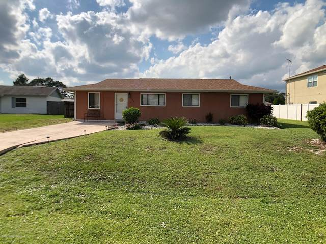 286 Greenway Avenue NE, Palm Bay, FL 32907 (MLS #888328) :: Premium Properties Real Estate Services