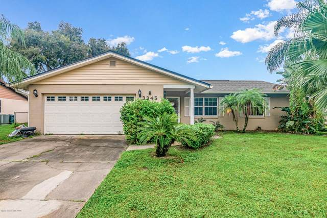 3345 Heather Drive, Titusville, FL 32796 (MLS #888355) :: Coldwell Banker Realty