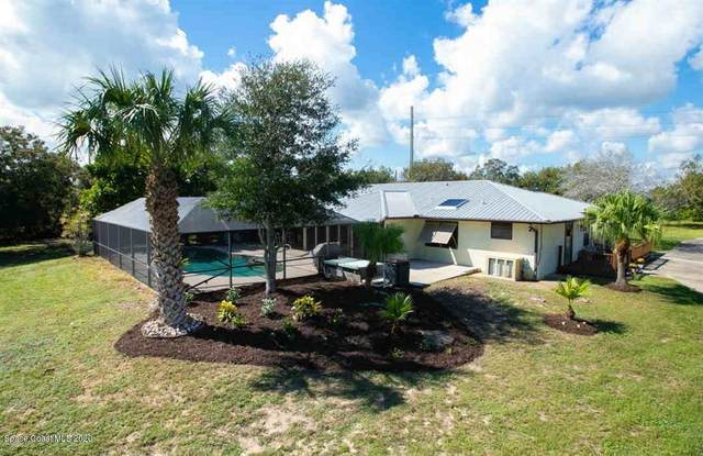 4940 Old Dixie Highway, Grant Valkaria, FL 32949 (MLS #888360) :: Engel & Voelkers Melbourne Central