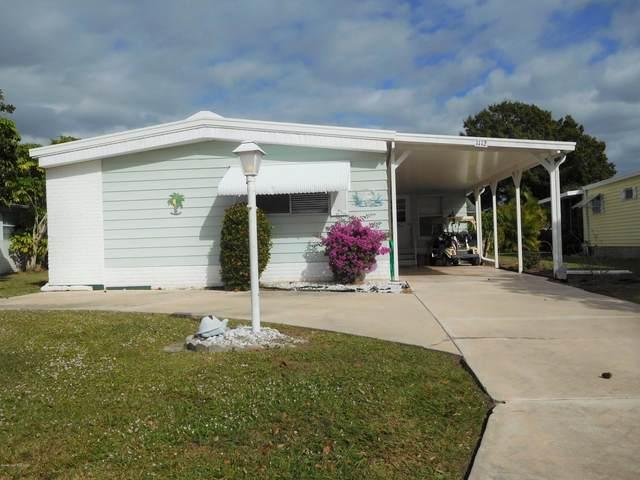 1112 Indigo Drive, Barefoot Bay, FL 32976 (MLS #888363) :: Coldwell Banker Realty