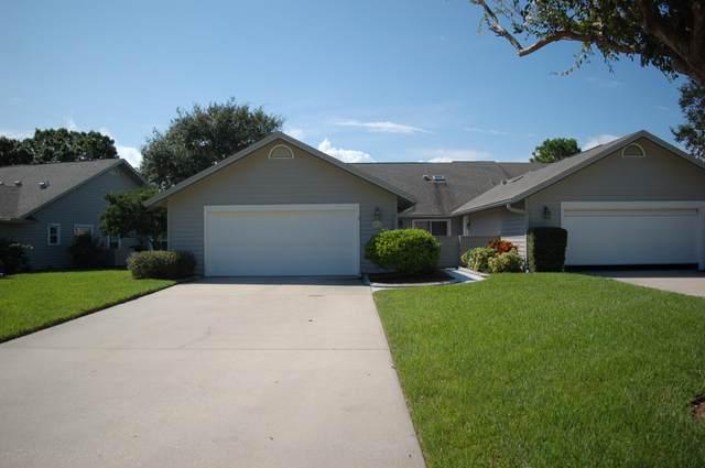 815 Willow Creek Lane, Melbourne, FL 32940 (MLS #888382) :: Blue Marlin Real Estate