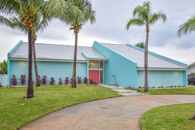 420 S Banana River Boulevard, Cocoa Beach, FL 32931 (MLS #888383) :: Premium Properties Real Estate Services