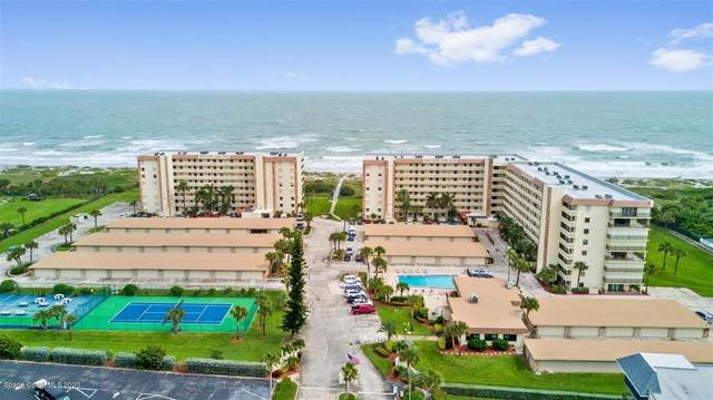 1830 N Atlantic Avenue #707, Cocoa Beach, FL 32931 (MLS #888385) :: Premium Properties Real Estate Services