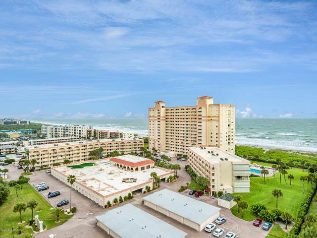 830 N Atlantic Avenue B203, Cocoa Beach, FL 32931 (MLS #888388) :: Premium Properties Real Estate Services