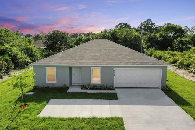 1686 SE San Filippo Drive SE, Palm Bay, FL 32909 (MLS #888418) :: Blue Marlin Real Estate