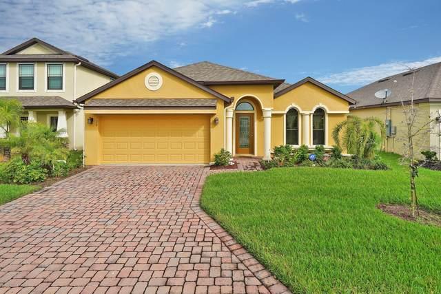 720 Fiddleleaf Circle, West Melbourne, FL 32904 (MLS #888431) :: Premium Properties Real Estate Services