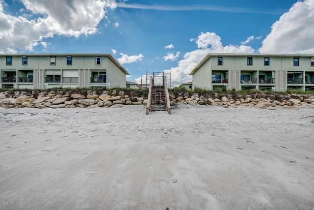 199 Highway A1a C207, Satellite Beach, FL 32937 (MLS #888436) :: Premium Properties Real Estate Services
