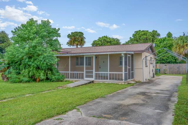 164 Hurwood Avenue, Merritt Island, FL 32953 (MLS #888458) :: Blue Marlin Real Estate