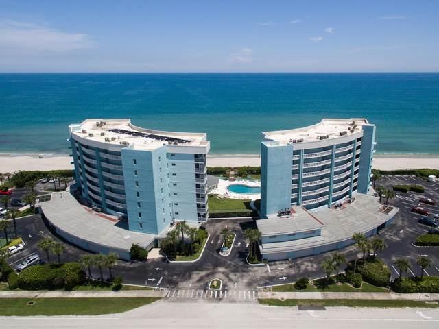 1175 Highway A1a #307, Satellite Beach, FL 32937 (MLS #888467) :: Premium Properties Real Estate Services