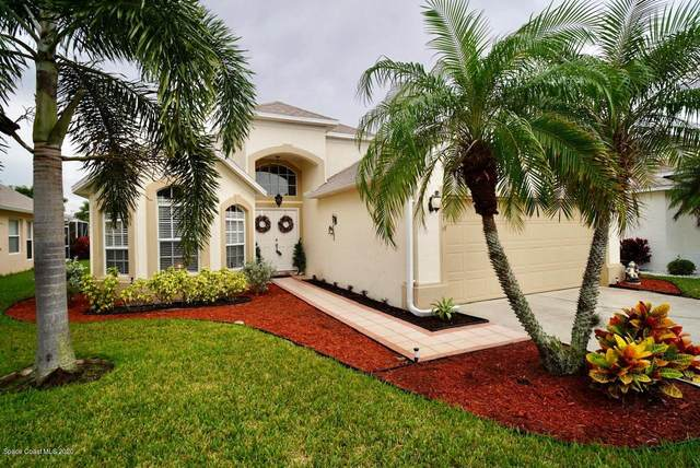 1707 Sun-Gazer Drive, Rockledge, FL 32955 (MLS #888475) :: Premium Properties Real Estate Services
