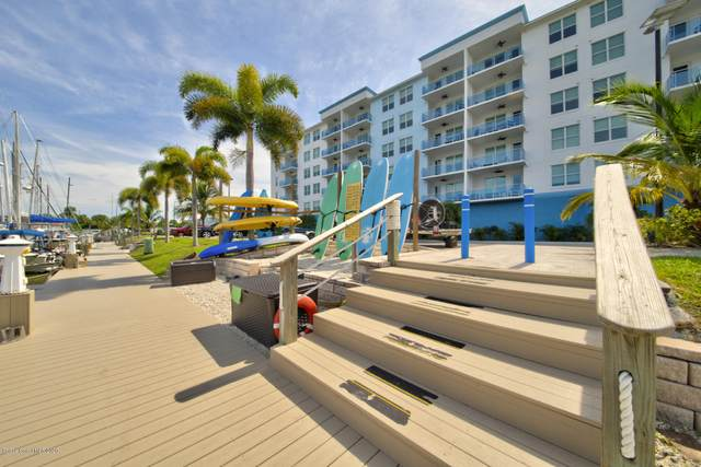 202 Ivory Coral Lane #201, Merritt Island, FL 32953 (MLS #888492) :: Premium Properties Real Estate Services