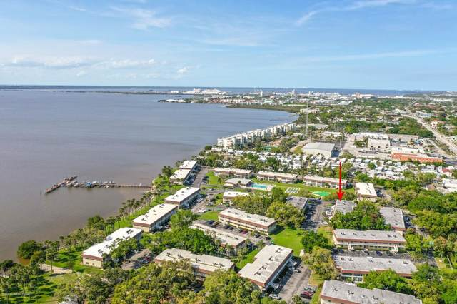 6601 Shuttle Way 10-A, Cape Canaveral, FL 32920 (MLS #888493) :: Premium Properties Real Estate Services
