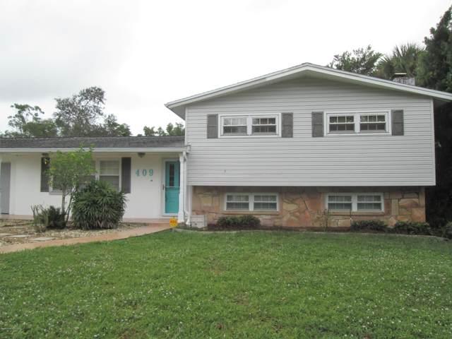 409 E Melbourne Avenue, Melbourne, FL 32901 (MLS #888494) :: Premium Properties Real Estate Services