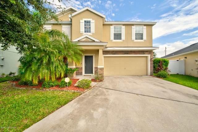 4091 Joslin Way, West Melbourne, FL 32904 (MLS #888500) :: Blue Marlin Real Estate