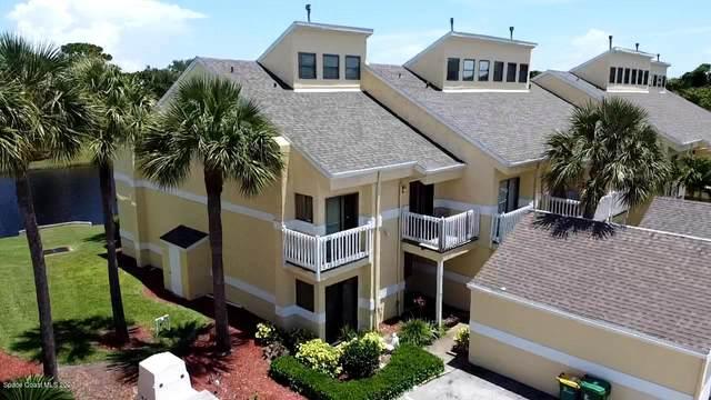 342 Lofts Drive C1, Melbourne, FL 32940 (MLS #888502) :: Premium Properties Real Estate Services